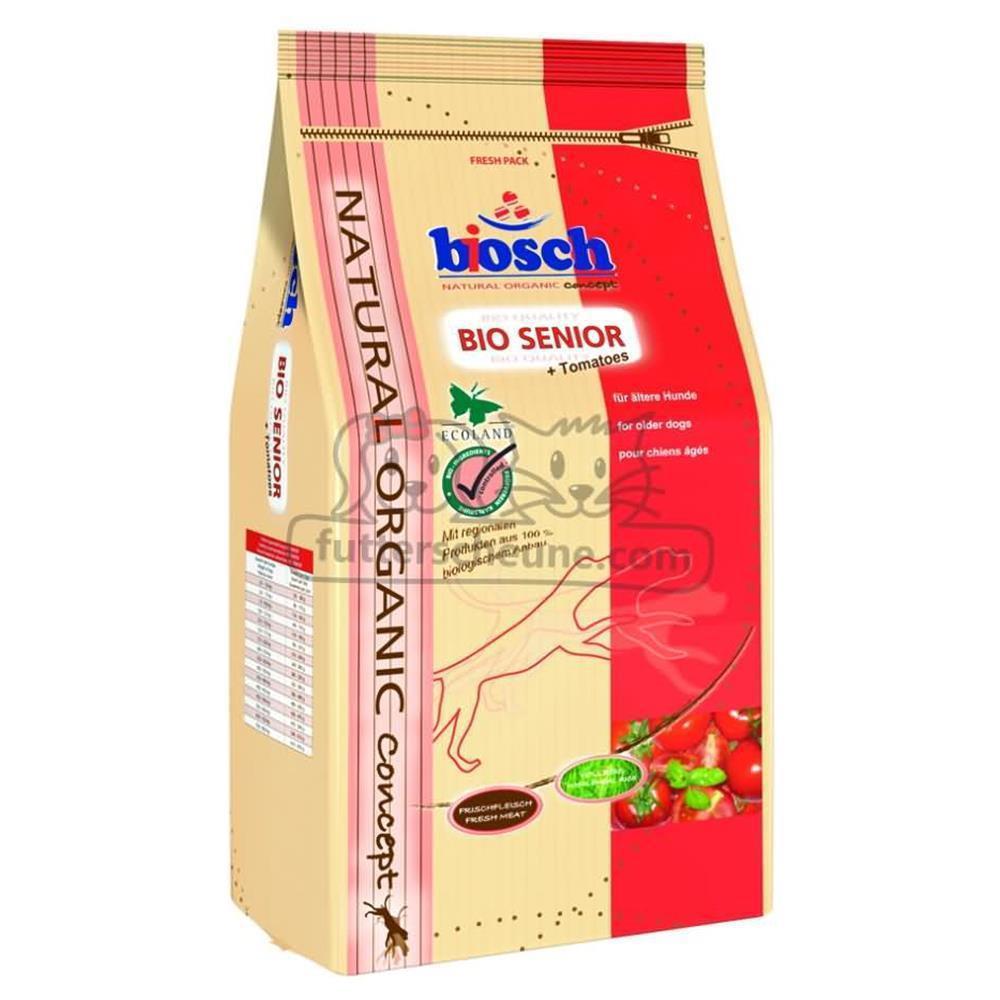 bosch bio trockenfutter senior tomatoes f r hunde 2 50. Black Bedroom Furniture Sets. Home Design Ideas
