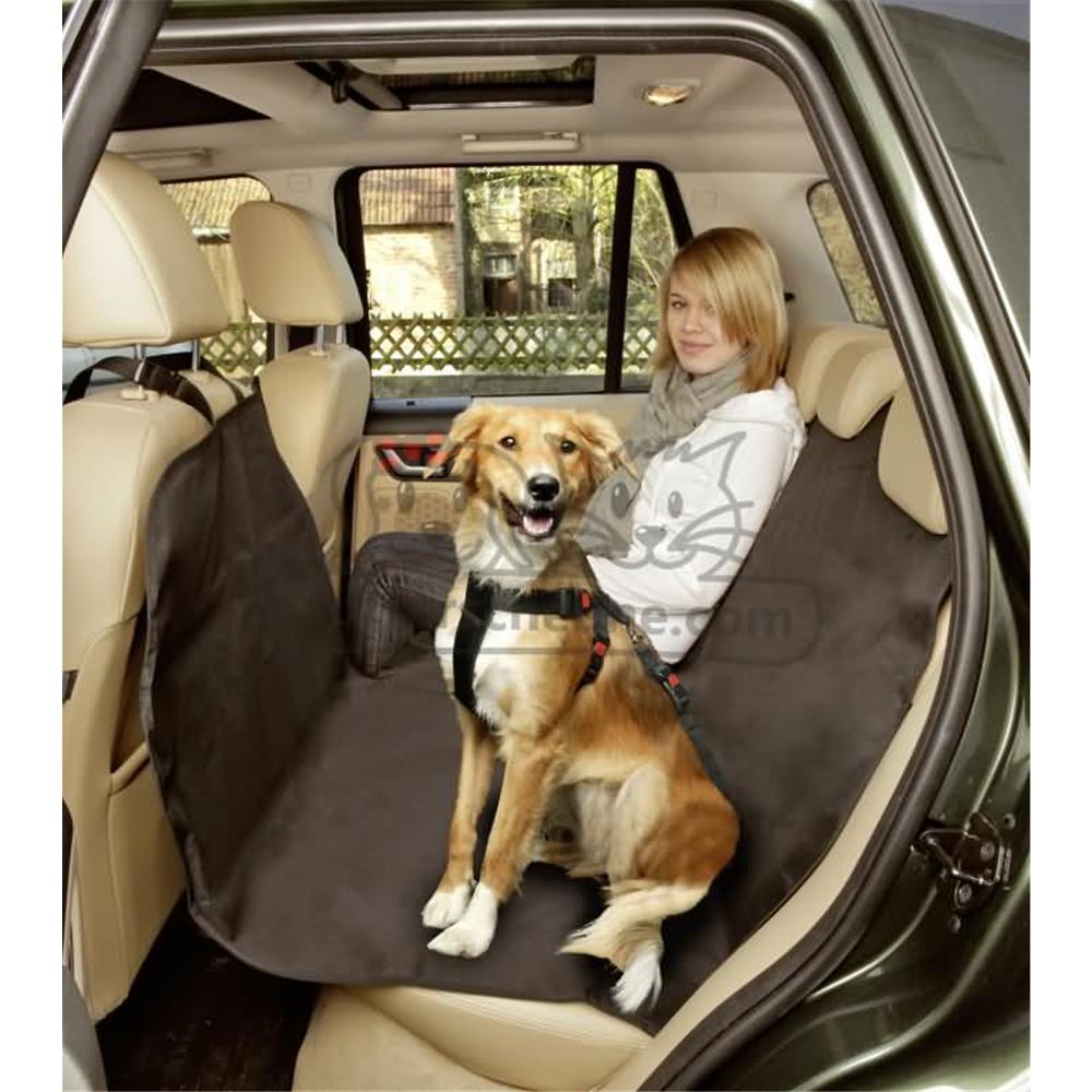 Autoschondecke CAR SAFE EASY Nylon für die Rückbank