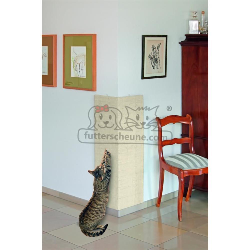 karlie wand kratzbrett sisal beige f r innen und au eneck. Black Bedroom Furniture Sets. Home Design Ideas