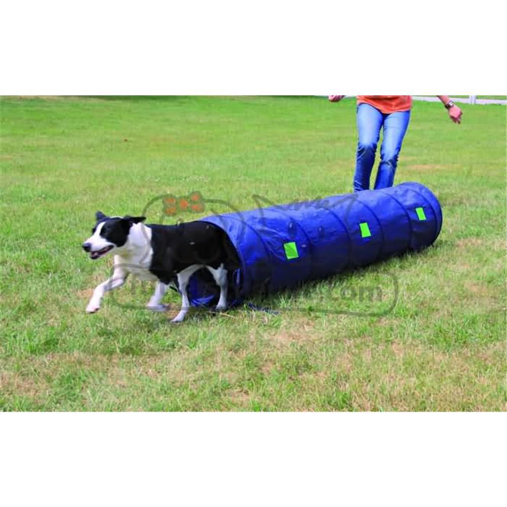 trixie agility agility tunnel nylon f r hunde 37 99 fut. Black Bedroom Furniture Sets. Home Design Ideas