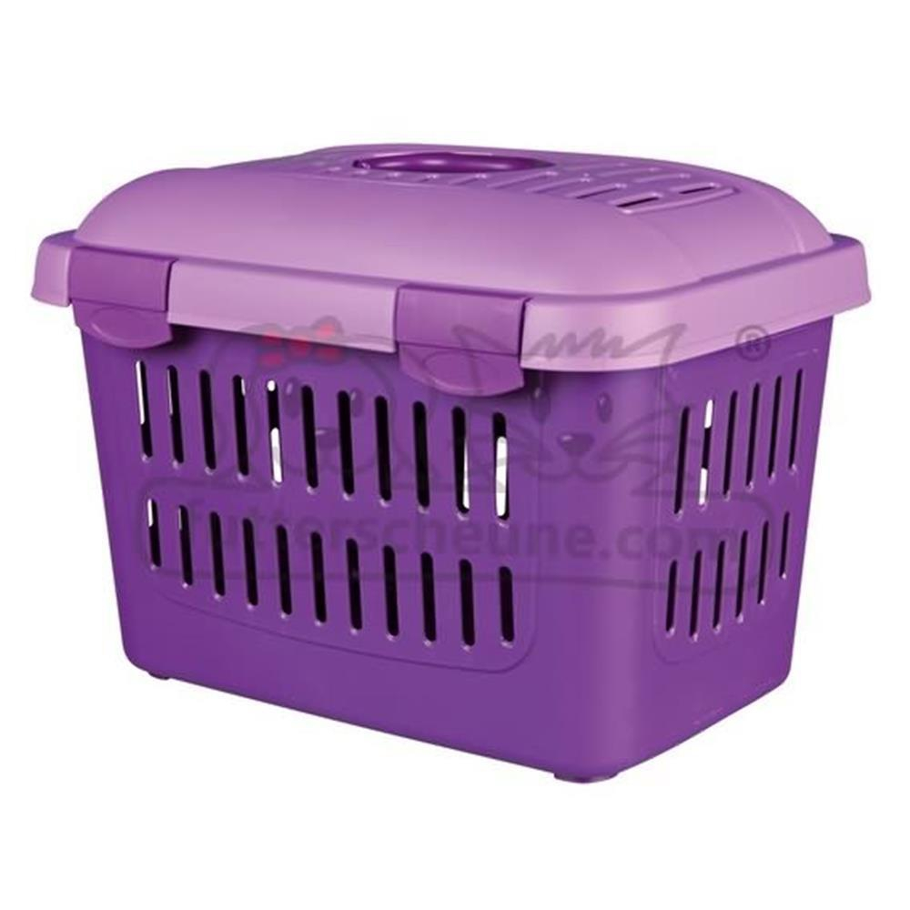 trixie transportbox midi capri bis 5kg f r katzen und. Black Bedroom Furniture Sets. Home Design Ideas