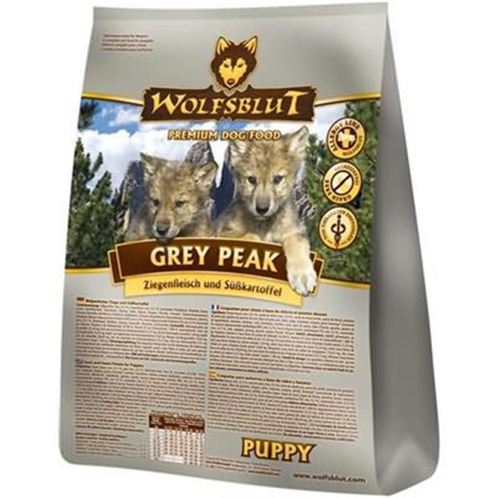 wolfsblut trockenfutter grey peak puppy ziege s kartoff. Black Bedroom Furniture Sets. Home Design Ideas