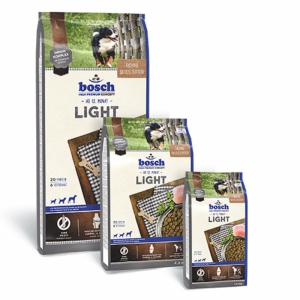 BOSCH Trockenfutter High Premium Concept ADULT LIGHT für Hunde