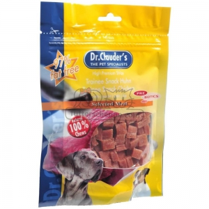 DR.CLAUDERS Snacks HUHN TRAINEE SNACK 80g f�r Hunde
