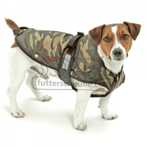 KARLIE Hundemantel OUTDOOR 2 in1 CAMOUFLAGE 60cm