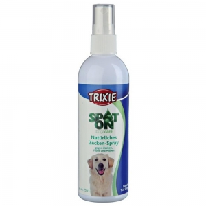 TRIXIE Zecken-Spray SPOT ON bogacare® 175ml für Hunde