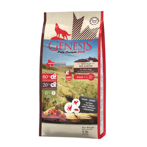 GENESIS PURE CANADA Halbfeuchtfutter BROAD MEADOW SOFT für Hunde