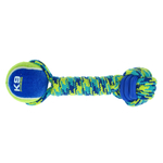 HAGEN K9 Fitness by Zeus Rope & TPR Ball am Seil Tug...