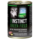 PURE INSTINCT Nassfutter GREEN FIELD Wildkaninchen Dose...