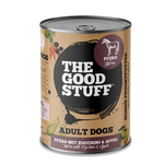 THE GOODSTUFF Nassfutter HORSE & ZUCCHINI Adult Pferd für...