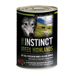 SAGAFLOR Nassfutter PURE INSTINCT Green Highland Rind +...