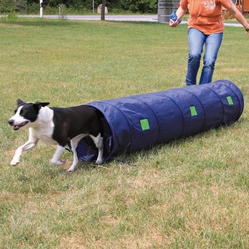 trixie agility agility tunnel nylon f r hunde 37 99. Black Bedroom Furniture Sets. Home Design Ideas