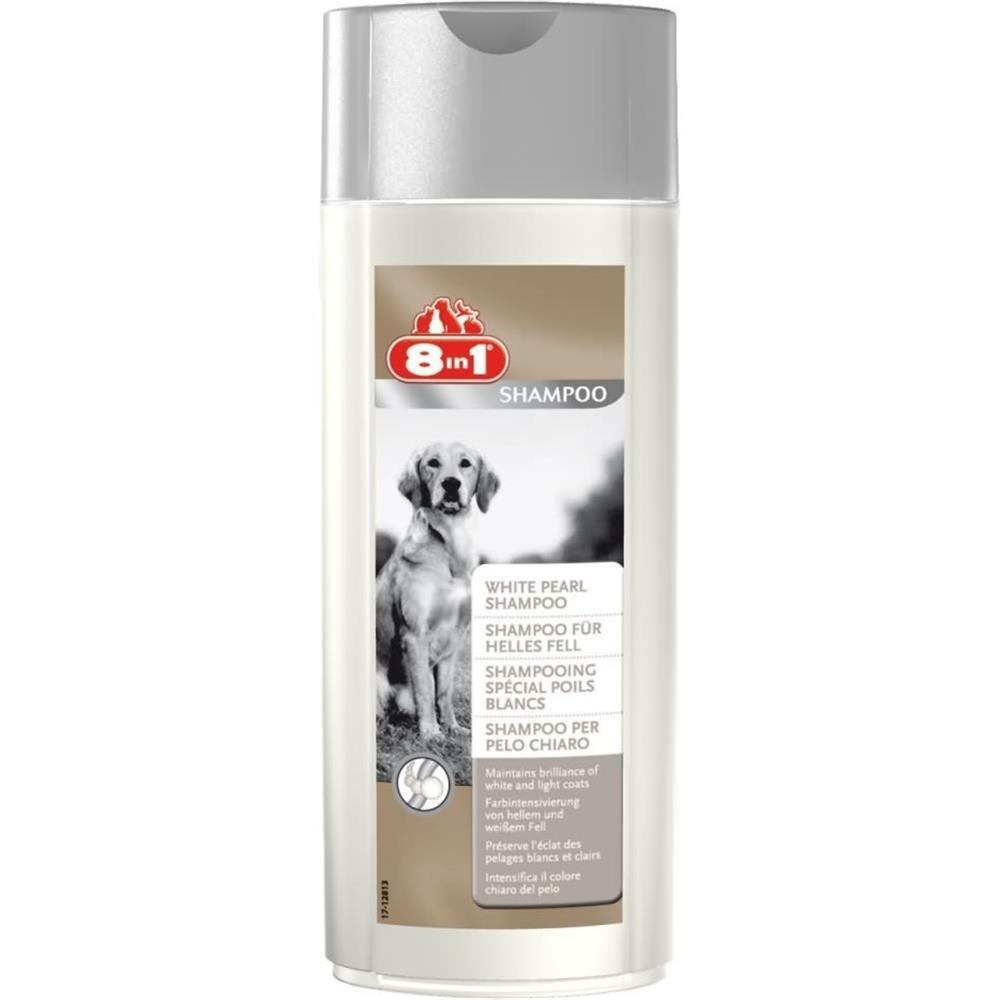 8in1 shampoo f r helles fell 250ml f r hunde i 5 90. Black Bedroom Furniture Sets. Home Design Ideas