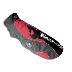 KARLIE TOUCHDOG Hundemantel OUTDOOR 2in1 ROT Gr. M...