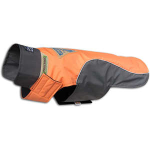 KARLIE TOUCHDOG Hundemantel OUTDOOR orange CRASH COAT für...