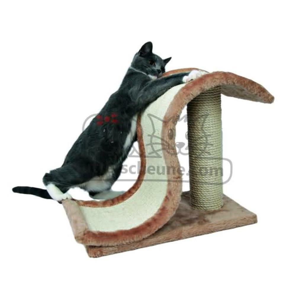trixie kratzm bel kratzwelle inca 39cm braun f r katzen. Black Bedroom Furniture Sets. Home Design Ideas