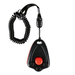TRIXIE Erziehung DOG ACTIVITY CLICKER mit Schlaufe...