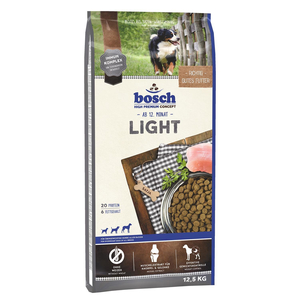 BOSCH Trockenfutter High Premium Concept ADULT LIGHT für...