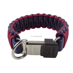 SPRENGER Halsband PARACORD HALSBAND space/raspberry...