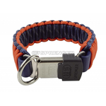 SPRENGER Halsband PARACORD HALSBAND space/coral ClicLock...