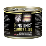 PURE INSTINCT Nassfutter SUMMER CLOUD Ente Dose für Hunde