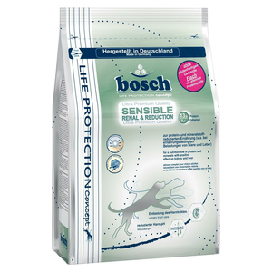 BOSCH Trockenfutter Life Protection Concept SENSIBLE RENAL + REDUCTION 3,25kg