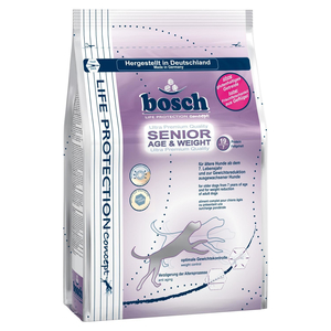 BOSCH Trockenfutter Life Protection Concept SENIOR AGE +...