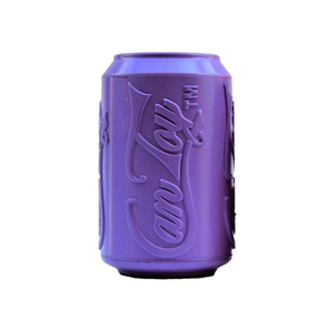 SODAPUP Spielzeug CAN TOY Purple Large 10,7 x 6,5cm für große Hunde