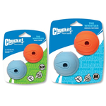 CHUCKIT Spielball THE WHISTLER Small 5cm 2-er Pack